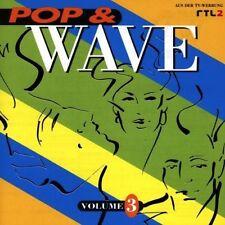 Pop & Wave 03 Communards, Eurythmics, Depeche Mode, Animotion, Men with.. [2 CD]