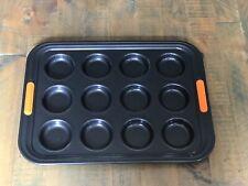 Le Creuset PFOA-free Non-stick Bakeware 12 Cup Muffin Tray