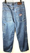 Vintage JNCO Jeans Mens 34x30 Mens Goth Baggy Carpenter Baggy Wide Denim VTG
