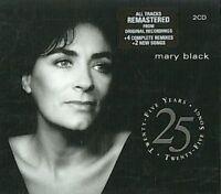 MARY BLACK - 25 YEARS, 25 SONGS - BEST OF 2CD