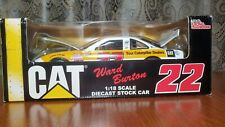 Racing Champions #22 CAT 2000 Chevy Ward Burton 1:18 Diecast Stock Car