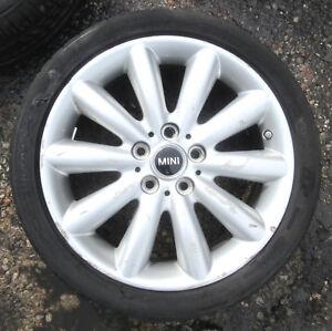 """17"""" Genuine MINI LA Wheel Cosmos Spoke 499 for F56 F55 F57 - 6855108 #18"""