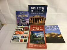 London Travel Books x5 - 1000 Things To Do In London, Days Out From London