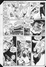 G.I. Combat #257 p.8 - Haunted Tank Battle! - 1983 art by Sam Glanzman Comic Art