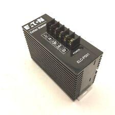 Eaton ELC-PS01 Power Supply, Input: 100-240VAC, 50/60Hz, Output: 24VDC, 1A