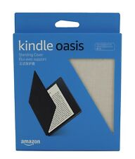 Amazon Kindle Oasis E-Reader Fabric Standing Cover Case 9th Gen 2017 New - White