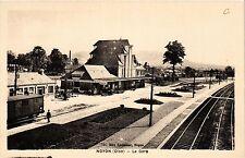 CPA Noyon, Oise-La Gare (424309)