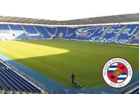 Stadium Madejski (Reading,England) postcard