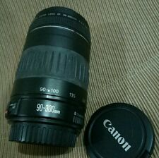 Canon EFS 90-300mm zoom lens