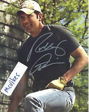 "Rodney Atkins Autographed Signed 8x10 Photo COA Sang ""Cleaning this Gun"""