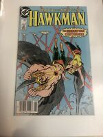 Hawkman (1986) # 1 (NM) Canadian Price Variant CPV !