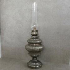Glaszylinder für Petroleumlampe Öllampe Kosmos Brenner 34 mm 34
