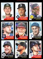 2018 and 2019 Topps Living Single Cards to Complete your set