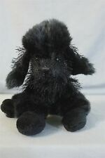 Webkinz Black Poodle by Ganz