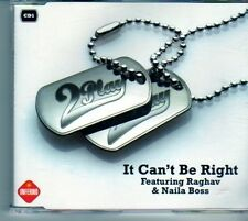 (DM934) 2play, It Can't Be Right - 2004 CD