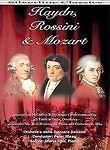 Haydn, Rossini & Mozart by Orchestra della Svizzera Italiana, Peter Maag, Maria