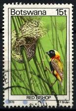 Botswana 1978 SG#418, 15t Birds Definitive Used #D48948