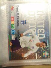 Uefa euro2020 Adrenalyn xl  limited card Trent Aleksander Arnold