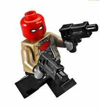 Red Hood  Jason Todd Minifigure Spider-man movie tv show
