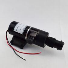 Macerator Pump 12V DC 12GPM Sanitation Waste Water Pump Toilet 45LPM Plumbing