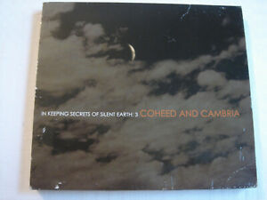 3968 Coheed and Cambria - In Keeping Secrets of Silent Earth: 3 CD album