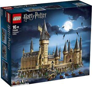 LEGO  71043 Harry Potter Hogwarts Castle - Brand New Sealed