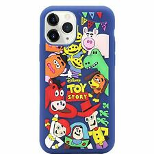 iPhone 11 Pro Max Case 3D Fun Cartoon FullBody Shockproof Soft Silicon Toy Story