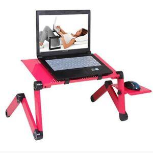 Aluminum ADJUSTABLE ERGONOMIC Standing Desk - Strong Built, Lightweight
