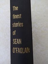 THE FINEST STORIES OF SEAN O'FAOLAIN - 1957 FIRST EDITION