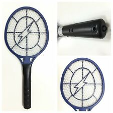 Portable Electric Mosquito Swatter Fly Bug Killer Mosquito Zapper 2 * AA Battery