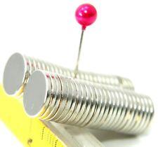 Magnete Supermagnete Haltemagnete Modellbau 6 x 1 mm Neodym N 38