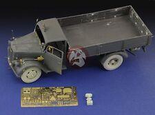 Royal Model 1/35 Opel Blitz 3Ton 4x2 Cargo Truck Update Set (for Tamiya kit) 600