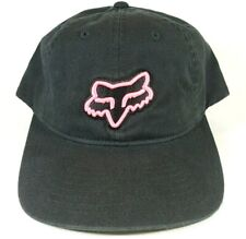 Fox Racing Women's CARRY OVER Strapback Hat OSFA Pink ($22) NEW Relaxed CAP Moto