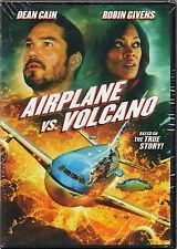 Airplane vs. Volcano (DVD, 2014) Dean Cain, Robin Givens