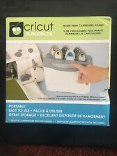 New Provo Craft Cricut Jukebox Cartridge Station Portable Storage Unit