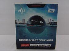 Deeper Smart Portable Fishfinder 3.0 Bluetooth Castable Wireless -NEW (FREE SHIP
