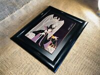 "LE ""Maleficent"" Art Tile - Signed Marc Davis - WDCC Disney 16x20 Sleeping Beauty"