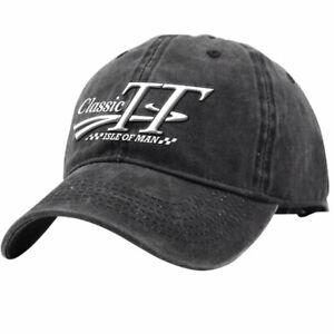 Offiziell Classic TT Charcoal Baseball Cap - 20CTT-ABC
