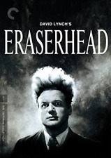 Eraserhead DVD The Criterion Collection 2 Disc Mastered in 4k