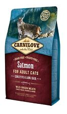 Carnilove Salmon for Adult Cats – Sensitive & Long Hair | Cats