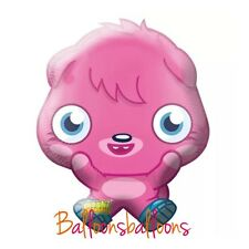Poppet Moshi Monster Balloons Large Party Birthday Kids Decoration Anagram