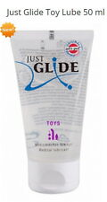 Lubrificate sessuale apposito gel per-sex-toy-just glide 50 ml