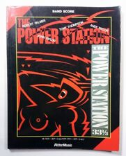 THE POWER STATION BAND SCORE JAPAN GUITAR TAB
