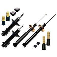 superior amortiguador de presión gas Kit + cojinete + GUARDAPOLVOS GOLF 2/3 ,