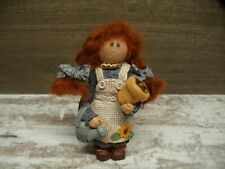 All My Children Artisan Flair Friday'S Child Works Hard For a Living Figurine