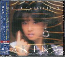 AKINA NAKAMORI-BEST COLLECTION -LOVE SONGS & POP SONGS--JAPAN 2 SACD Hybrid I95
