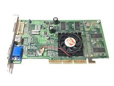 Genuine ATI 109-83200-01 64MB AGP CARD, RADEON 7500 DDR