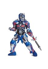 Child Optimus Prime Transformers Prestige Costume Size Small - jumpsuit only