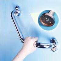 New Stainless Steel Bathtub Arm Safety Handle Grip Bath Shower Tub Grab Bar