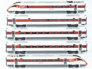 Kato N Gauge 10-1674 Class 800/2 LNER Azuma 802 5 Car EMU